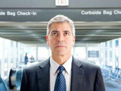 George Clooney en 'Up in the air'.