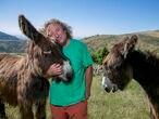 Dvd 1060 30.06.21 Casimiro y sus burros. A ritmo de burro. en Robledondo. foto: Santi Burgos