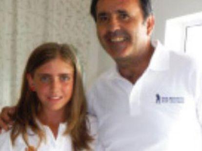 La joven golfista cántabra, hallada muerta en un campo de golf de Iowa, fue una de las ganadoras del concurso  El País de los Estudiantes  en 2011