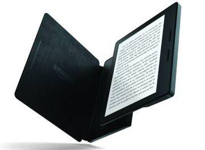 Imagen de la funda del nuevo Kindle de Amazon.