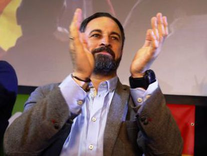 Santiago Abascal critica la amenaza permanente de  cordones sanitarios  y reclama que les escuchen