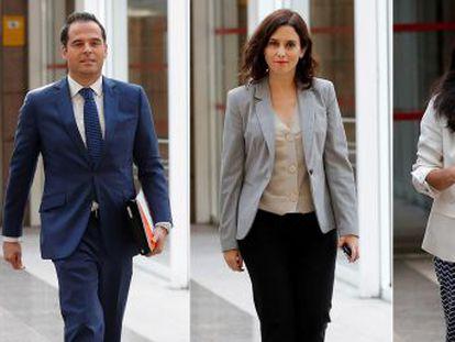 El ejecutivo de PP y Cs, primero de coalición en la historia de la región, tendrá que hacer concesiones a Vox para aprobar leyes y presupuestos