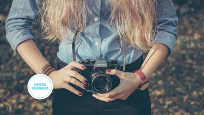 Ponemos a prueba las mejores cámaras digitales para principiantes disponibles en Amazon.