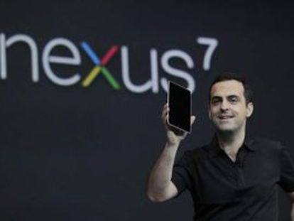 Google lanza la nueva tableta Nexus 7 en julio