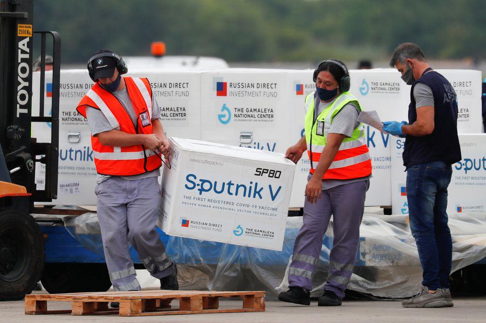 La vacuna rusa Sputnik V alcanza una eficacia del 92%, según un ensayo con 20.000 participantes