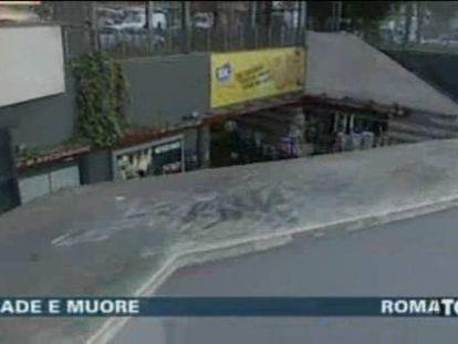 Fallece un estudiante español herido en Roma al huir de la policía