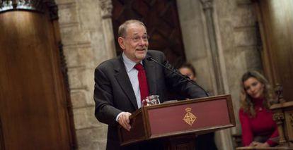 Javier Solana, en una imagen de 2011.