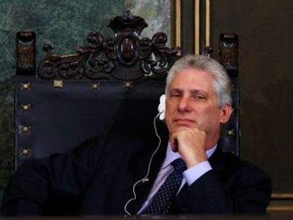 Tras una metódica escalada burocrática, el 'número dos' del régimen es el favorito para ser proclamado el 19 de abril nuevo presidente de Cuba