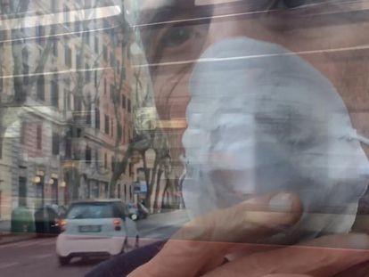 Abel Ferrara, en una imagen de su documental 'Sportin' Life'.