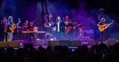Concierto de Ketama, el sabado, en Granada.