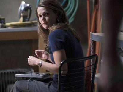Keri Russell en la tercera temporada de 'The Americans'