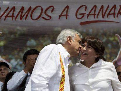 López Obrador pide revisar el conteo de los votos en el Estado de México
