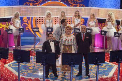 Una imagen del programa rumano 'Te pui cu blondele?'