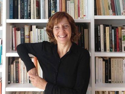 Izaskun Arretxe, nueva directora de la Institució de les Lletres Catalanes.