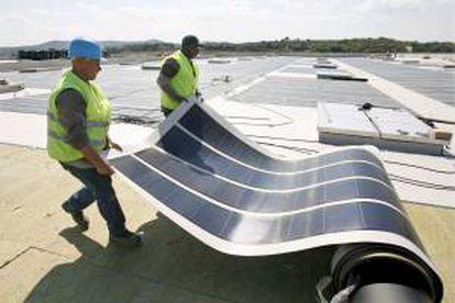 El objetivo de los organizadores es congregar a un sector pujante como el de las energías renovables y la eficiencia energética en una plataforma de negocios para buscar nuevas inversiones e intercambios comerciales. EFE/Archivo