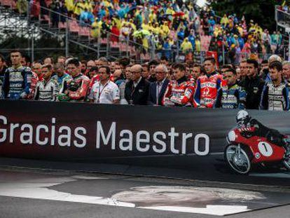 El circuito de Jerez llevará el nombre del campeón de motociclismo