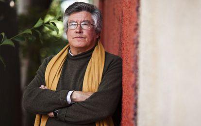 El investigador Fernando González.