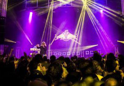 El concierto de Omar Souleyman en Madrid