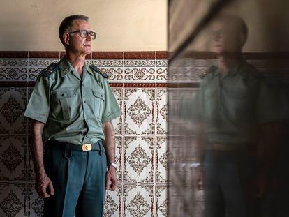 Clemente Garcia Barrios, general de división jefe del Seprona (Servicio de Protección a la Naturaleza de la Guardia Civil).