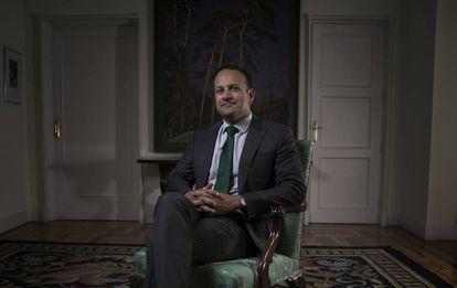 Leo Varadkar, en 2018.