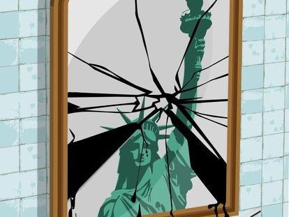 Mirarnos en el espejo norteamericano