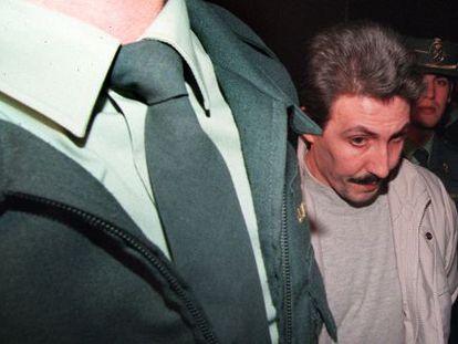 El violador de la Vall d'Hebron, en una foto en 1998.