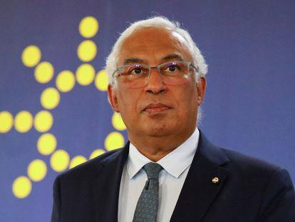 El primer ministro potugués, António Costa, el pasado mayo en Oporto