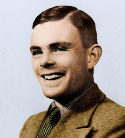 The mathematician Alan Turing, inventor of the Nazi code-breaking machine, was posthumously pardoned by Elizabeth II.  He had been convicted of a homosexual relationship in 1952.