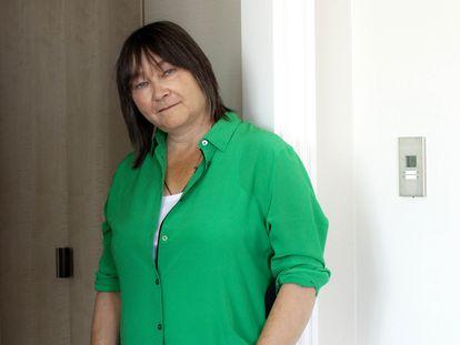 La escritora escocesa Ali Smith, en 2018.