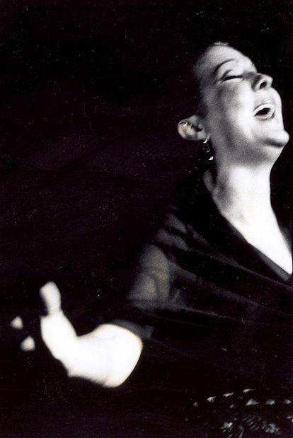 """""""La soleá lo reúne todo: el ritmo, la melodía, la expresión"""", señala Carmen Linares."""