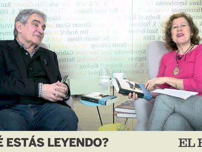 Bernardo Atxaga en el programa ¿Qué estás leyendo?