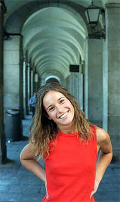 La actriz Marta Etura, fotografiada en Madrid.