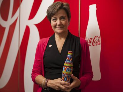 Vivian Alegría, directora de la Fundación Coca-Cola México