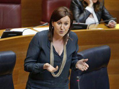 La consejera de Educación y Cultura, María José Català.