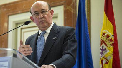 Andrés Ollero en una foto de archivo.