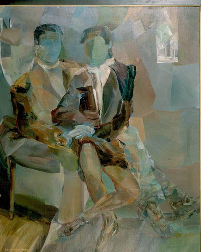 una obra de Nina Lordkipanidze
