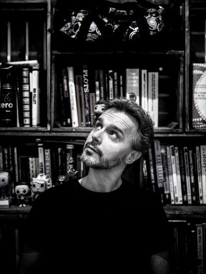 Juan Gómez-Jurado, escritor.