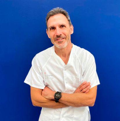 El dermatólogo Vicenç Rocamora.