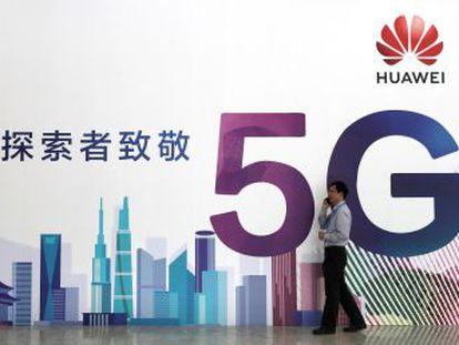 El gigante chino de las telecomounicaciones lidera la carrera mundial por la implantación de la telefonía 5G, una tecnología con puertas al espionaje