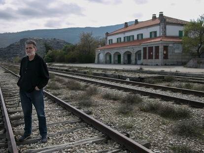 Miguel Ángel Invarato, uno de los responsables de la iniciativa, el pasado 8 de abril.