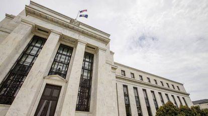 Sede de la Reserva Federal de EE UU en Washington