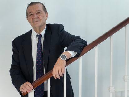 Bartolomé Vargas, fiscal jefe de seguridad vial.