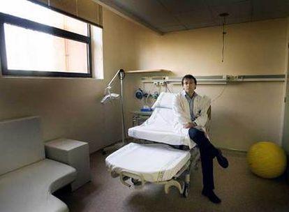 Eduard Gratacós, médico de la maternidad del hospital Clínic.