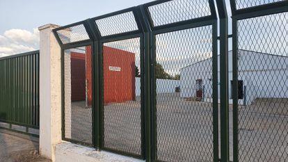 Matadero de Andújar clausurado con más de 1000 ovejas y cabras dentro.