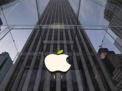 Tienda de Apple en Nueva York.