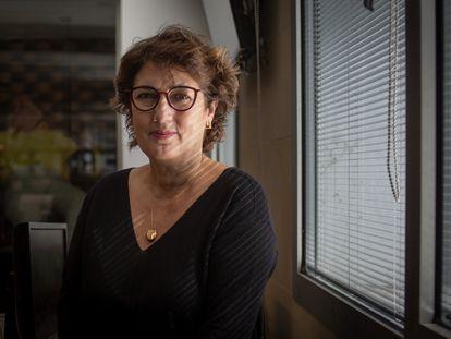 Montserrat Domínguez, responsable del proyecto de audio de EL PAÍS.