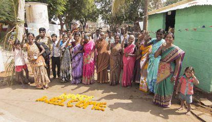 Las mujeres de Bhalapatti han liderado el progreso económico en este pequeño pueblo de Andra Pradesh.