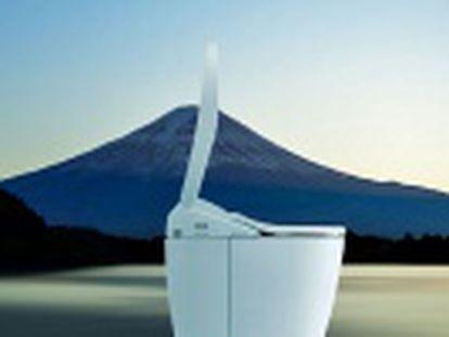 Una galería de WC de alta tecnología en el aeropuerto de Narita busca mejorar las ventas de estos productos fuera de sus fronteras