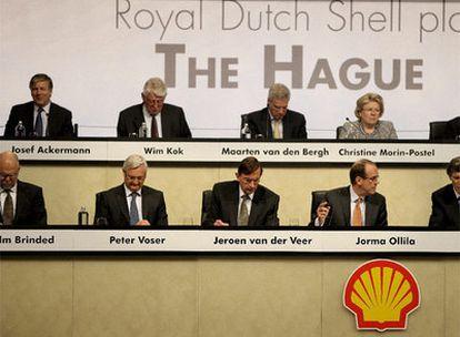Los accionistas de Shell rechazaron esta semana las retribuciones de sus directivos.