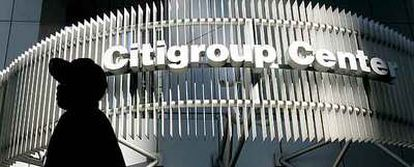 Fachada de la sede de Citigroup en Nueva York.